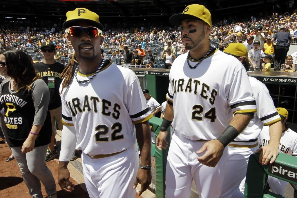 McCutchen and Alverez with stong showings this season for the Pirates