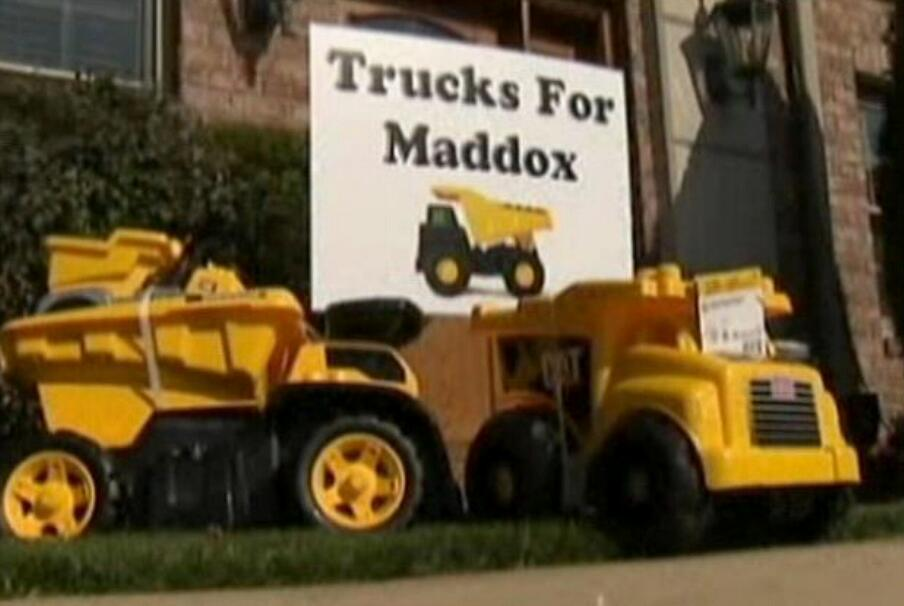 %22Trucks+for+Maddox%22+Renewed+for+the+Holiday+Season