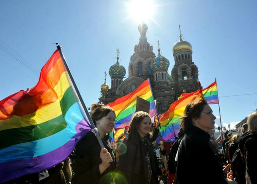 Sochi+Olympics+Draw+More+Attention+to+Russia%27s+Anti-Gay+Laws+and+Protests