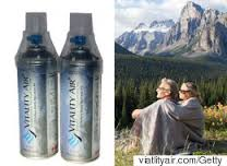 Canadian company selling bottled air to China