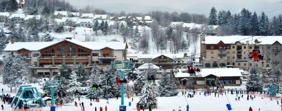 Holiday Valley Resort offers much to local skiers