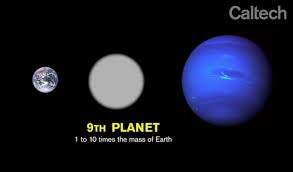Researchers discover a new, ninth planet