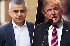 London's new Mayor blasts Trump
