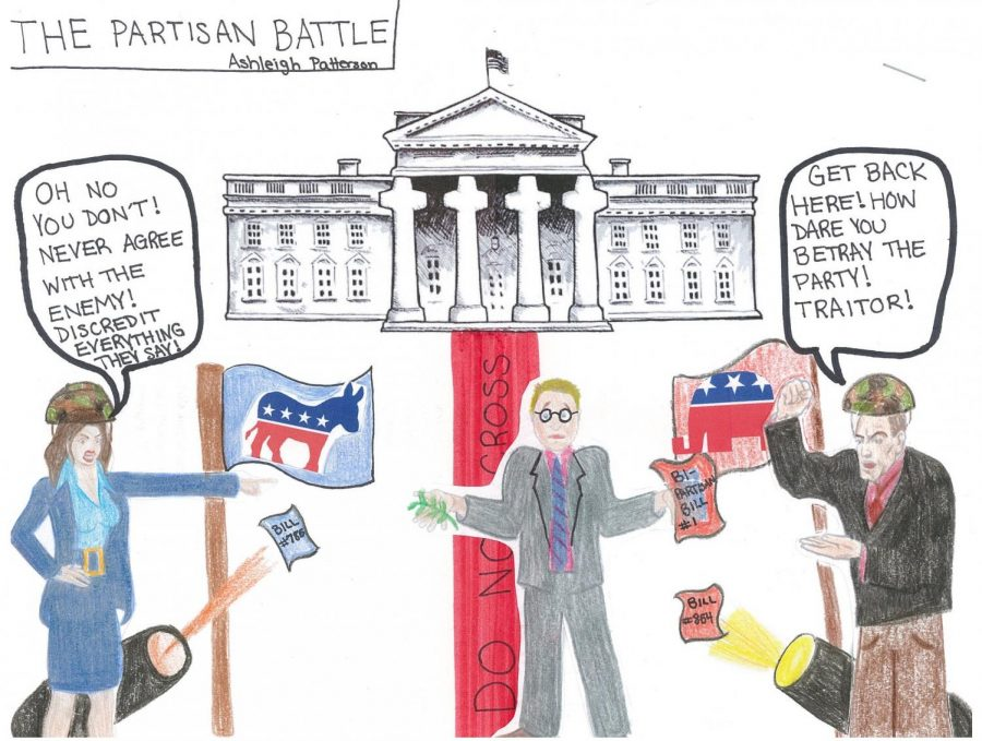 The Partisan Battle