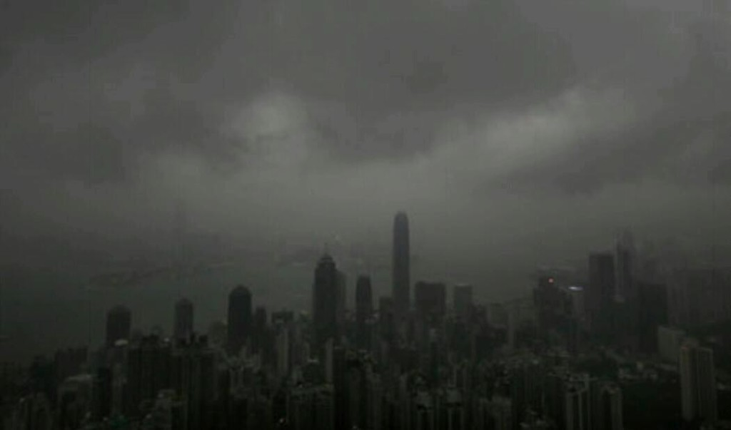 Typhoon Usagi Sends South China into Disarray
