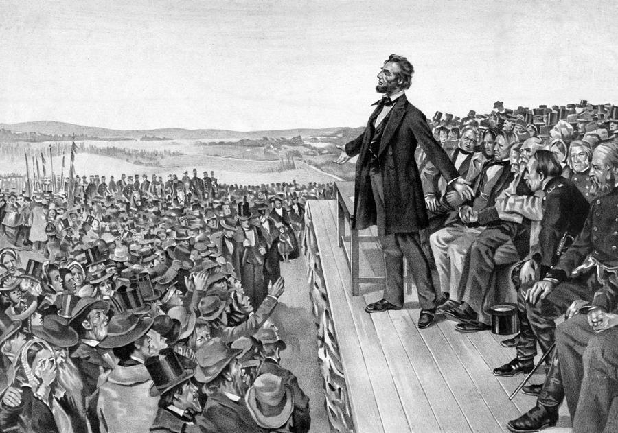 150+years+since+the+Gettysburg+Address