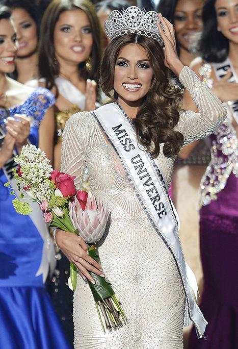 Miss Universe 2012 Crowns Successor