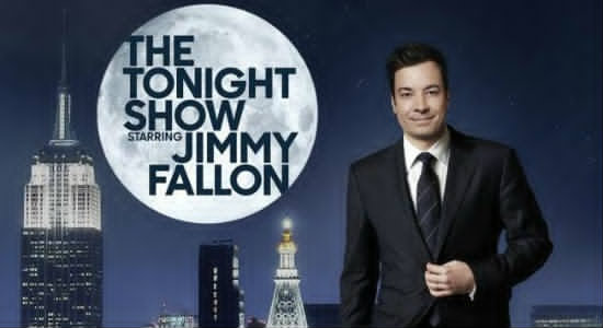 Jimmy Fallon is the New Face of The Tonight Show