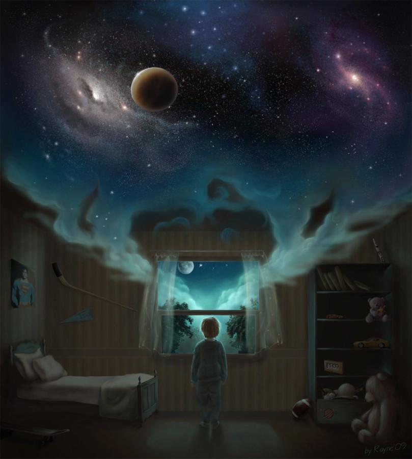 Dreams: The Holders of Secrets