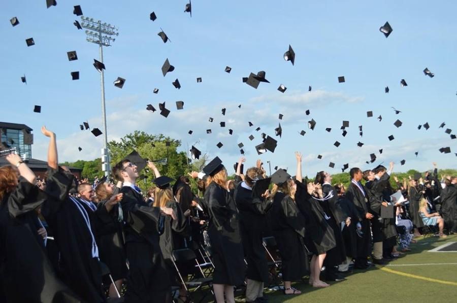Seneca Valley's 2014 Seniors Say Final Goodbyes