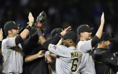 The Pittsburgh Pirates beat the Atlanta Braves, 3-2, Tuesday night to secure a spot in the 2014 postseason.