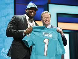 Laremy Tunsil's social media hacked just before NFL draft